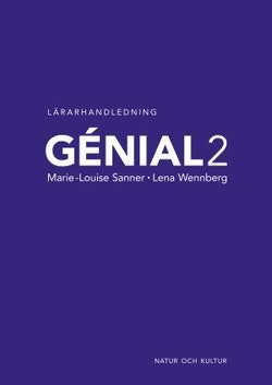 Génial. 2, Lärarhandledning