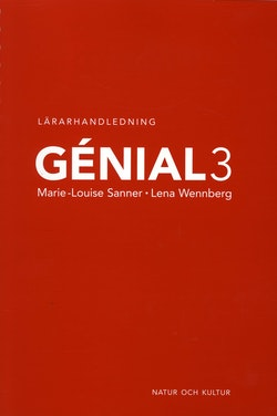 Génial. 3, Lärarhandledning