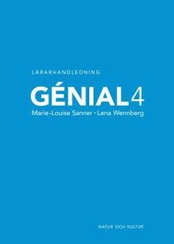 Génial. 4, Lärarhandledning