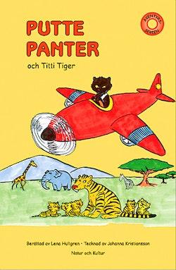 Putte Panter och Titti Tiger. Arbetshäfte