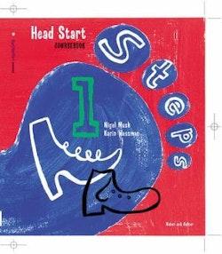 Steps 1 Head Start (forts år 4) Coursebook