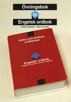 Engelsk ordbok Övningsbok