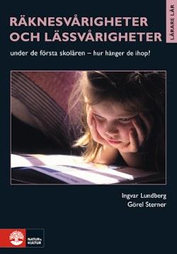 Räknesvårigheter och lässvårigheter under de första skolåren - hur hänger de ihop? Kopieringsunderlag