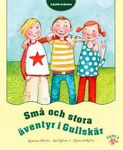 Små och stora äventyr i Gullskär : arbetsbok