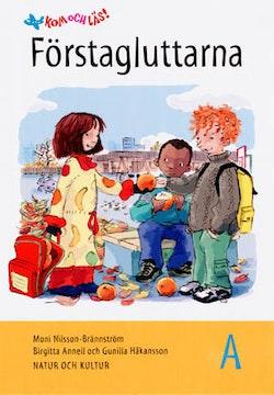 Kom och läs 1 (Tidigare upplaga) Förstagluttarna, A-boken