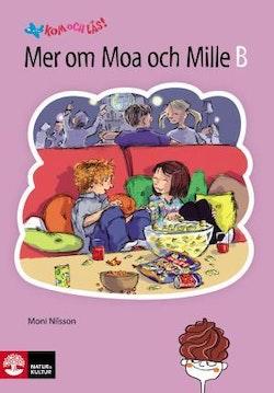 Kom och läs!. Mer om Moa och Mille, B
