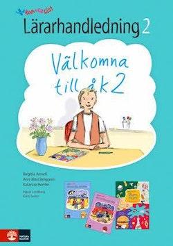 Kom och läs! 2 Lärarhandledning