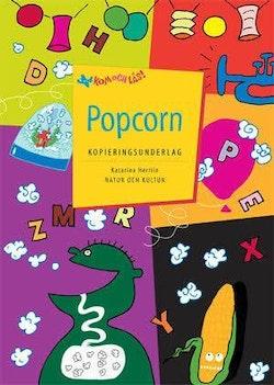 Kom och läs! 3 Popcorn, Kopieringsundelag