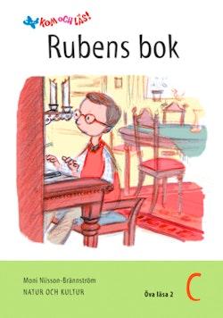 Kom och läs Övrigt Öva läsa 2 Rubens bok 5 ex