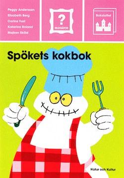 Bildgåtor : spökets kokbok (småböcker)