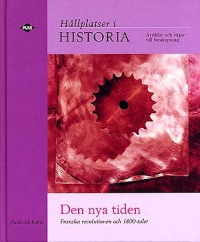 PULS 7-9 Hållplatser i historia Den nya tiden