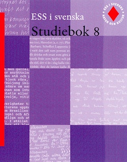 ESS i svenska 8 Studiebok 8 (3:e upplagan)