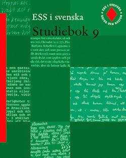 ESS i svenska 9 Studiebok 9 (3:e upplagan)