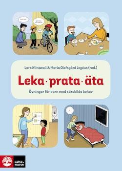 Leka, prata, äta : övningar för barn med särskilda behov