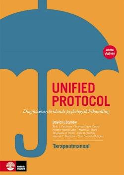 Unified protocol terapeutmanual : diagnosöverskridande psykologisk behandling