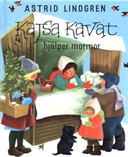 Kajsa Kavat hjälper mormor