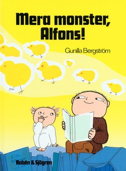 Mera monster, Alfons!