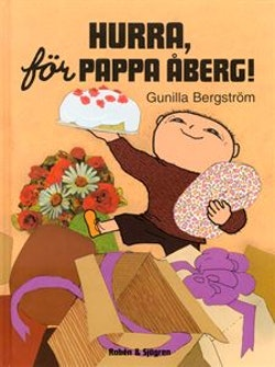 Hurra, för pappa Åberg!