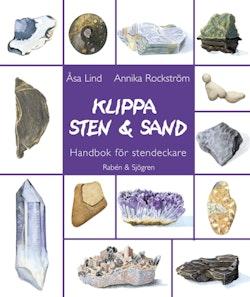 Klippa, sten & sand