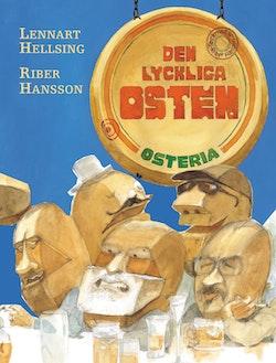 Den lyckliga osten : osteria