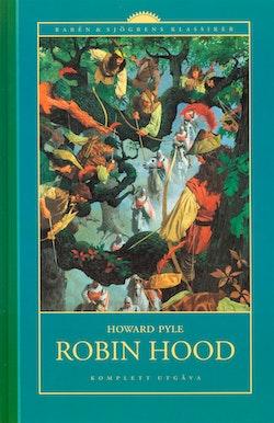 Robin Hood : de laglösas muntra äventyr i Sherwoodskogen