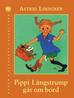 Pippi Långstrump går ombord