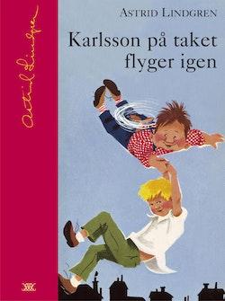 Karlsson på taket flyger igen