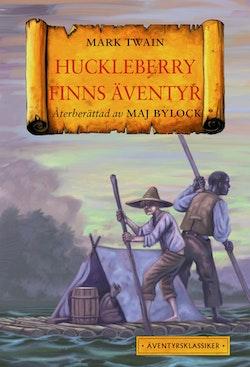 Huckleberry Finns äventyr