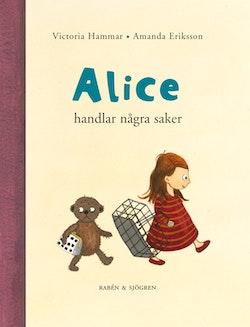 Alice handlar några saker