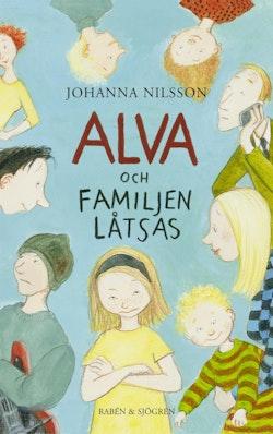 Alva och familjen Låtsas