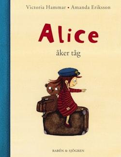 Alice åker tåg