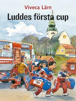 Luddes första cup