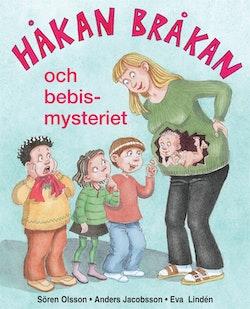 Håkan Bråkan och bebismysteriet