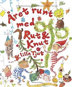 Året runt med Rut & Knut & Lilla Tjut
