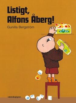 Listigt, Alfons Åberg