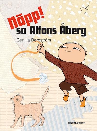 Näpp! sa Alfons Åberg