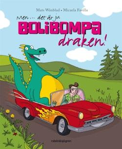 Men ... det är ju Bolibompa-draken!