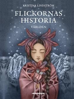 Flickornas historia : världen