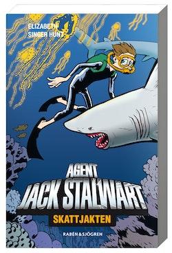 Skattjakten : agent Jack Stalwart