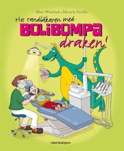 Hos tandläkaren med Bolibompa-draken!