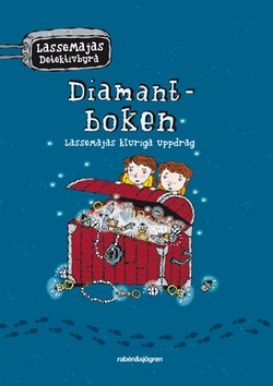 Diamantboken - LasseMajas kluriga uppdrag