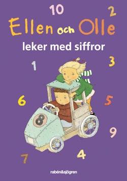 Ellen och Olle leker med siffror