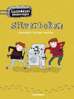 Silverboken - LasseMajas kluriga uppdrag