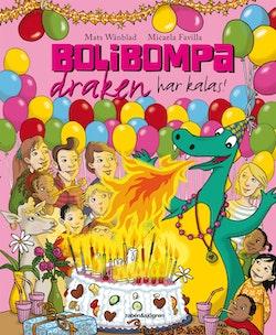 Bolibompa-draken har kalas!