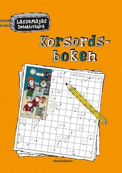 Korsordsboken : LasseMajas detektivbyrå