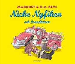 Nicke Nyfiken och brandkåren