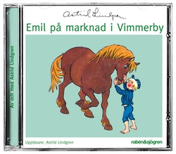 Emil på marknad i Vimmerby