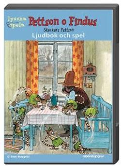 Pettson o Findus : stackars Pettson. Ljudbok och spel