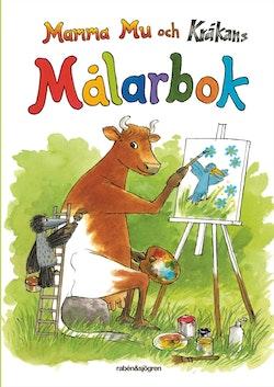 Mamma Mu och Kråkans målarbok