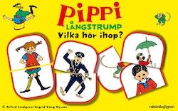 Pippi Långstrump - Vilka hör ihop?